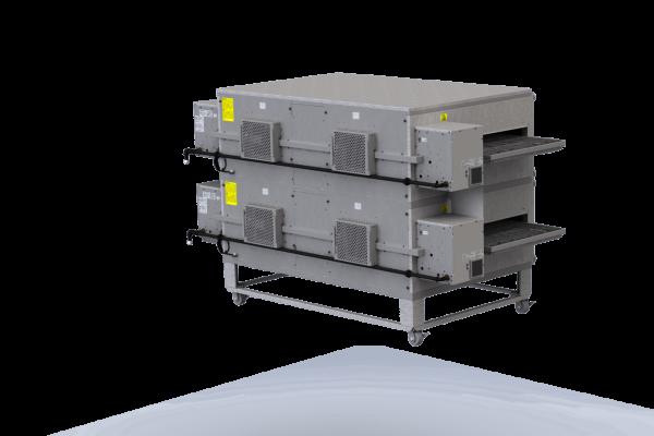 XLT 3280 DS Conveyor Oven Rear Left